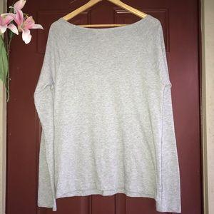 Victoria's Secret Tops - Victoria's Secret Sequin Long Sleeve Top, L